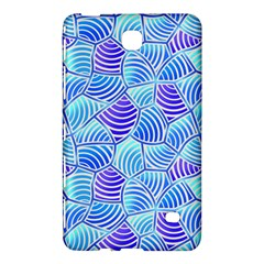 Blue And Purple Glowing Samsung Galaxy Tab 4 (8 ) Hardshell Case  by FunkyPatterns