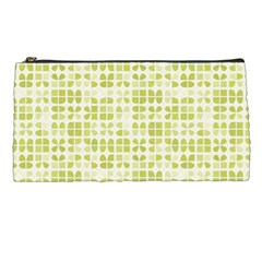 Pastel Green Pencil Cases by FunkyPatterns