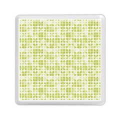 Pastel Green Memory Card Reader (square)  by FunkyPatterns