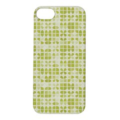 Pastel Green Apple Iphone 5s/ Se Hardshell Case by FunkyPatterns