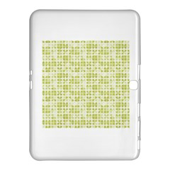 Pastel Green Samsung Galaxy Tab 4 (10 1 ) Hardshell Case  by FunkyPatterns