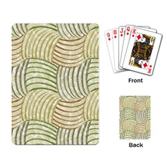 Pastel Sketch Playing Card by FunkyPatterns