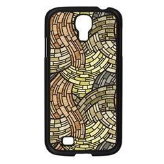 Whimsical Samsung Galaxy S4 I9500/ I9505 Case (black) by FunkyPatterns