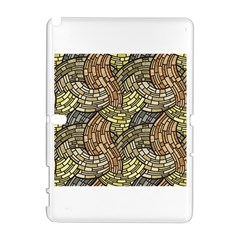 Whimsical Samsung Galaxy Note 10 1 (p600) Hardshell Case by FunkyPatterns