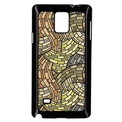 Whimsical Samsung Galaxy Note 4 Case (black) by FunkyPatterns