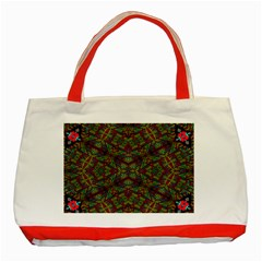 Five Seven Nine Classic Tote Bag (red) by MRTACPANS