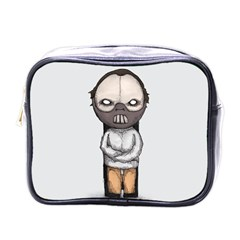 Dr  Lecter Mini Toiletries Bags by lvbart
