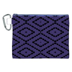 Reboot Computer Glitch Canvas Cosmetic Bag (xxl)  by MRTACPANS