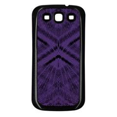 Celestial Atoms Samsung Galaxy S3 Back Case (black) by MRTACPANS