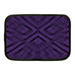 Celestial Atoms Netbook Case (medium)  by MRTACPANS