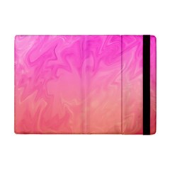Ombre Pink Orange Ipad Mini 2 Flip Cases by BrightVibesDesign