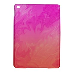 Ombre Pink Orange Ipad Air 2 Hardshell Cases by BrightVibesDesign