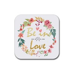 love Drink Coaster (Square) by walala