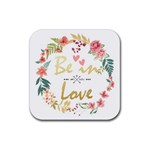 love Drink Coaster (Square) Front