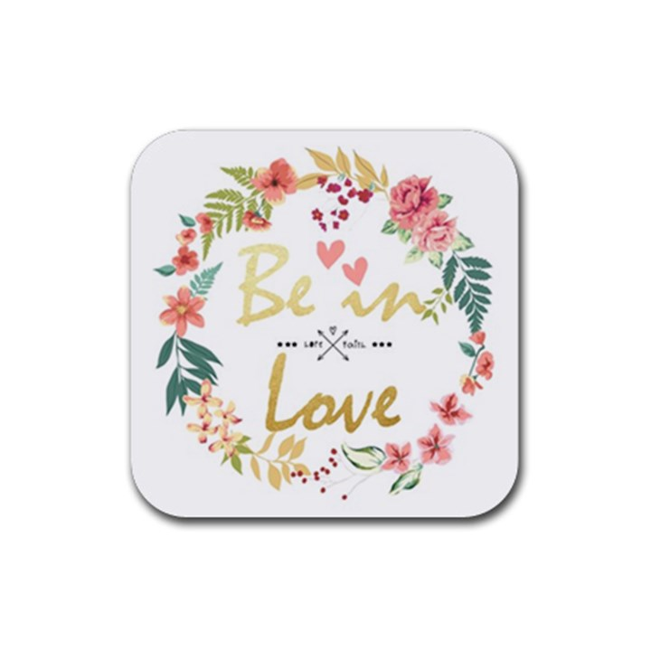 love Drink Coaster (Square)