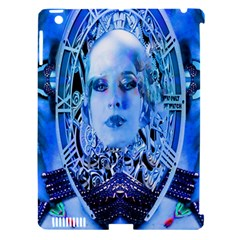 Clockwork Blue Apple Ipad 3/4 Hardshell Case (compatible With Smart Cover) by icarusismartdesigns