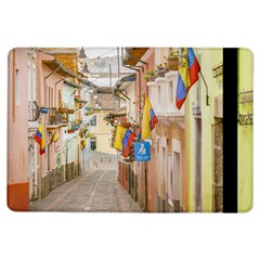 La Ronda Street Quito Ecuador Ipad Air Flip by dflcprints