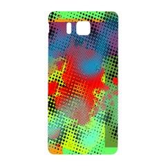 Tiling Lines 5 Samsung Galaxy Alpha Hardshell Back Case by NotJustshirts