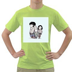 Inconceivable Green T Shirt by lvbart