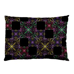 Ornate Boho Patchwork Pillow Case by dflcprints