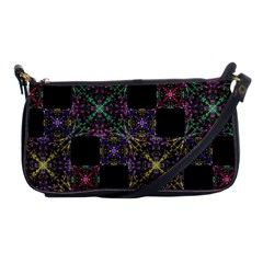 Ornate Boho Patchwork Shoulder Clutch Bags by dflcprints