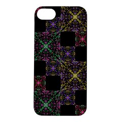 Ornate Boho Patchwork Apple Iphone 5s/ Se Hardshell Case by dflcprints