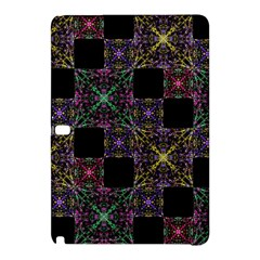 Ornate Boho Patchwork Samsung Galaxy Tab Pro 10 1 Hardshell Case by dflcprints
