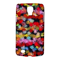 Colorful Brush Strokes                                             			samsung Galaxy S4 Active (i9295) Hardshell Case by LalyLauraFLM