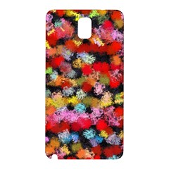 Colorful Brush Strokes                                             			samsung Galaxy Note 3 N9005 Hardshell Back Case by LalyLauraFLM