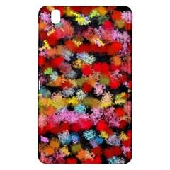 Colorful Brush Strokes                                             samsung Galaxy Tab Pro 8 4 Hardshell Case by LalyLauraFLM