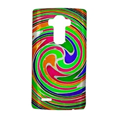 Colorful Whirlpool Watercolors                                                			lg G4 Hardshell Case by LalyLauraFLM