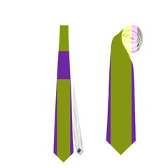 Angles And Shapes                                                 Necktie by LalyLauraFLM