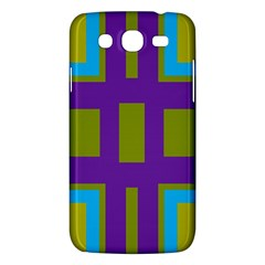 Angles And Shapes                                                 			samsung Galaxy Mega 5 8 I9152 Hardshell Case by LalyLauraFLM