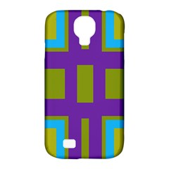 Angles And Shapes                                                 			samsung Galaxy S4 Classic Hardshell Case (pc+silicone)