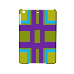 Angles And Shapes                                                 			apple Ipad Mini 2 Hardshell Case by LalyLauraFLM
