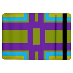 Angles and shapes                                                 			Apple iPad Air Flip Case by LalyLauraFLM