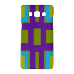 Angles And Shapes                                                 			samsung Galaxy A5 Hardshell Case by LalyLauraFLM