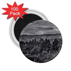 Ecuador Landscape Scene At Andes Range 2 25  Magnets (100 Pack)  by dflcprints