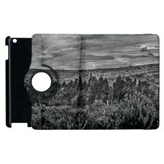 Ecuador Landscape Scene At Andes Range Apple Ipad 3/4 Flip 360 Case by dflcprints