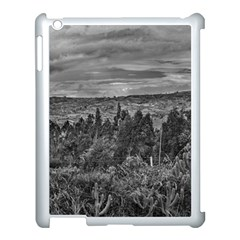 Ecuador Landscape Scene At Andes Range Apple Ipad 3/4 Case (white) by dflcprints