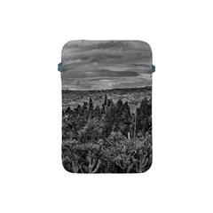 Ecuador Landscape Scene At Andes Range Apple Ipad Mini Protective Soft Cases by dflcprints