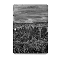 Ecuador Landscape Scene At Andes Range Samsung Galaxy Tab 2 (10 1 ) P5100 Hardshell Case  by dflcprints