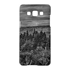 Ecuador Landscape Scene At Andes Range Samsung Galaxy A5 Hardshell Case  by dflcprints