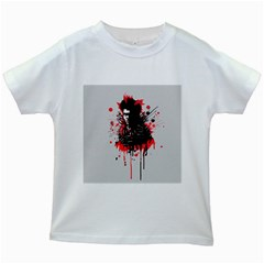 Bangarang Kids White T Shirts by lvbart
