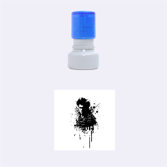Bangarang Rubber Round Stamps (small)