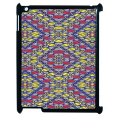 Colorful Duck Apple Ipad 2 Case (black) by MRTACPANS