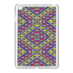 Colorful Duck Apple Ipad Mini Case (white) by MRTACPANS
