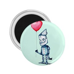 Tin Man 2 25  Magnets by lvbart
