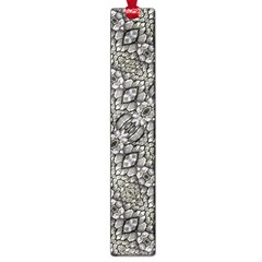 Silver Oriental Ornate  Large Book Marks by dflcprints