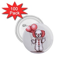 They All Float 1 75  Buttons (100 Pack)  by lvbart